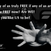 Are we free?